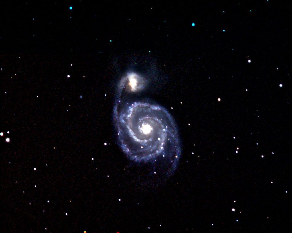 M51 Colour