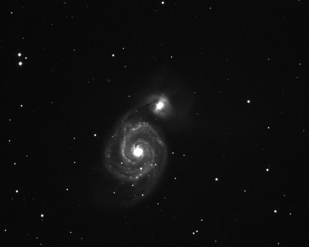 M51 240seconds.